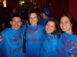 San Francisco Snuggie pub crawl. Jackson, are you ready for this?